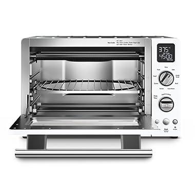 KitchenAid KCO275WH Convection 1800W Digital Countertop Oven, 12 , White