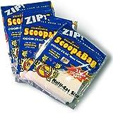 Scoop and Bag Odor-seal Cat Litter Waste Bags 3 Pkgs, My Pet Supplies