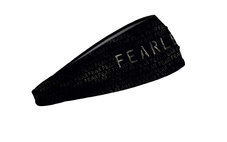 JUNK Brands Fear Big Bang Lite Headband Cinta de Pelo Unisex Adulto Negro