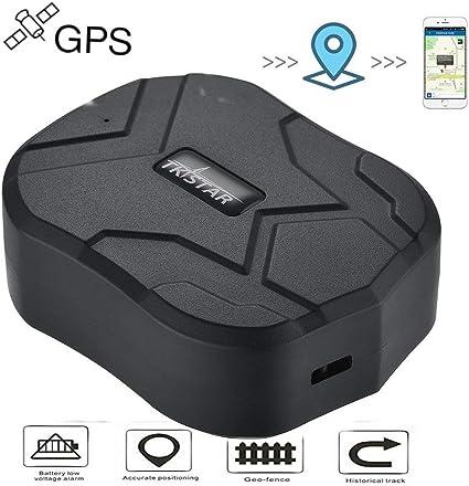 Amazon.com: Hangang Gps Tracker, rastreador de coche para ...