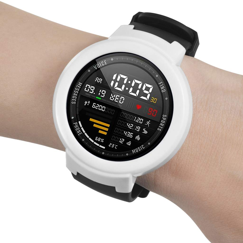 BASSK Smartwatch Proteger Shell Protector Funda para Xiaomi Huami ...