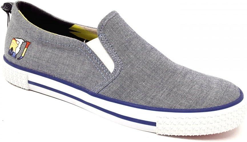 Trussardi Jeans Man Casual Sneaker Slip
