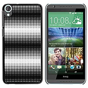 Graphic4You DOT FIESTA PATTERN HARD CASE COVER FOR HTC Desire 820 by icecream design