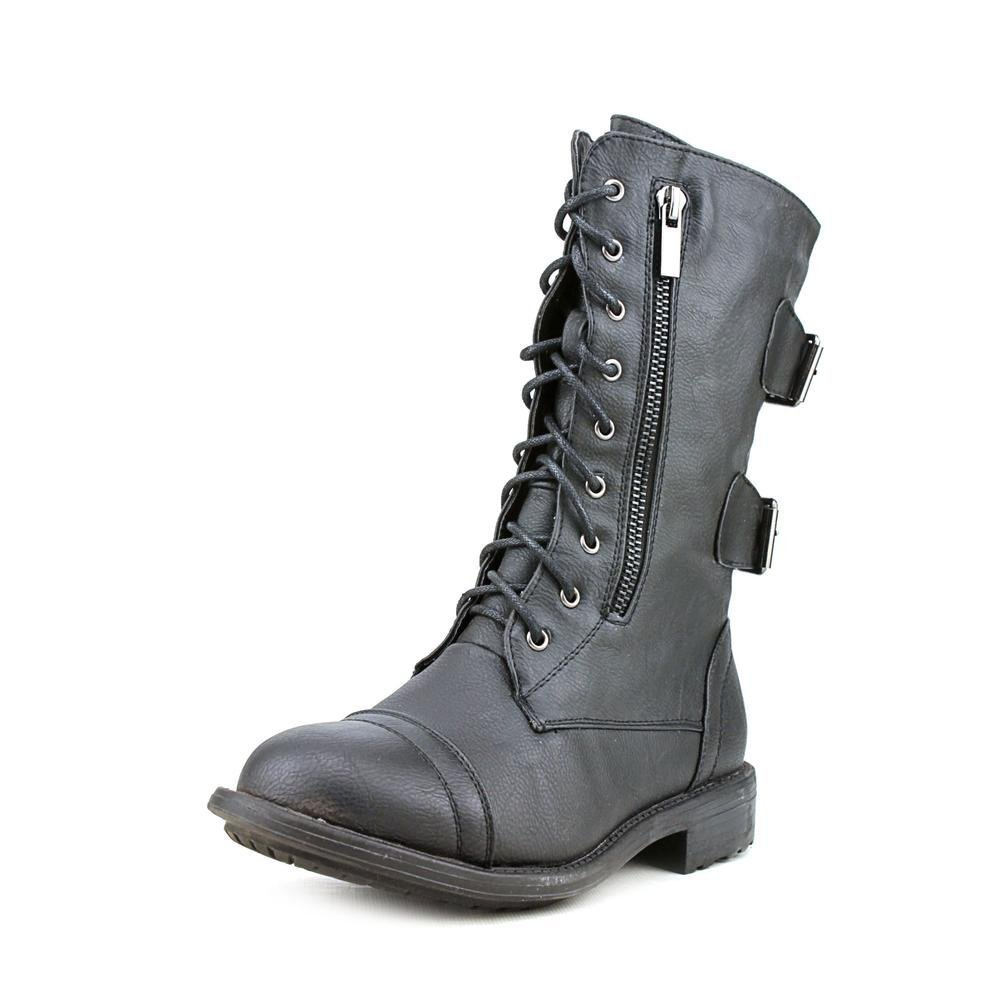 Premium Black (free gift with purchase) Top Moda Women Pack-72 Boots