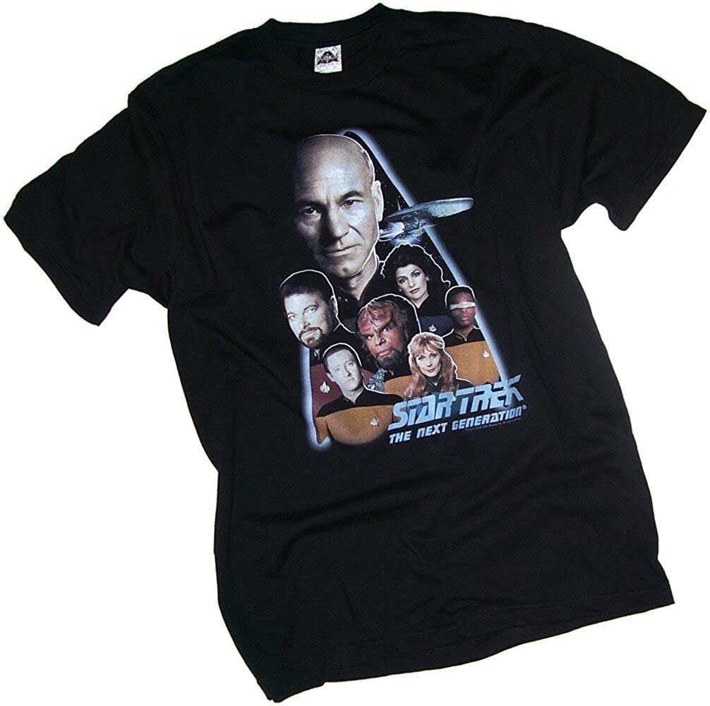 Star Trek Next Generation TNG I/'M NUMBER ONE BOYS /& GIRLS T-Shirt S-XL