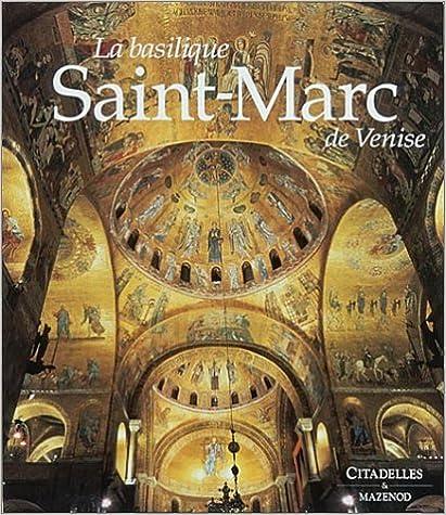 Livre gratuits La basilique Saint-Marc de Venise pdf ebook