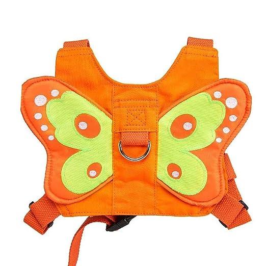 Zwinkle - Mochila Infantil de algodón, con Forma de Mariposa ...
