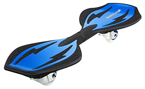Amazoncom Ripstik Ripster Caster Board Blue Sports Outdoors
