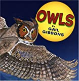 Owls, Gail Gibbons, 0823418804