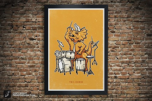 14 Tri Stone - Triceratops