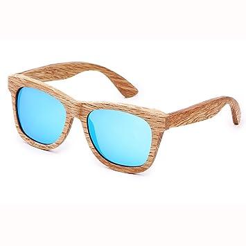 wkaijc personalidad cajas madera polarizadas de alta definición la mode la creación Belle confortable gafas de