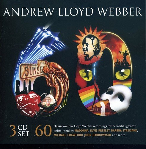 "Andrew Lloyd Webber""60(3cd"