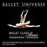 Ballet Class Music Intermediate/Advanced Directed By A.Koltun