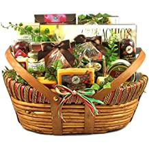 Gifts to Impress Ultimate Meat & Cheese Gift Basket