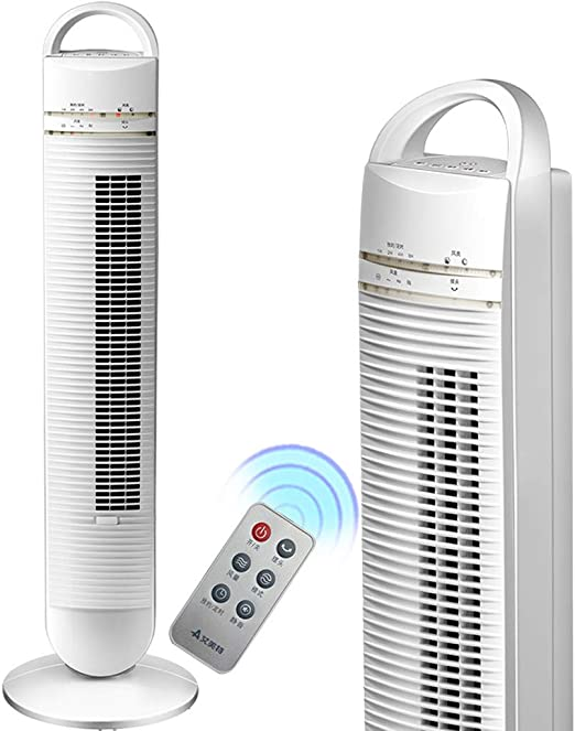 LZQ Control Remoto del Ventilador Torre, Ventilador Aire ...