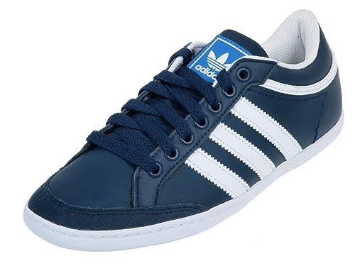 adidas - Botines para Chico, Color Azul, Talla 37 1/3 EU: Amazon.es: Zapatos y complementos