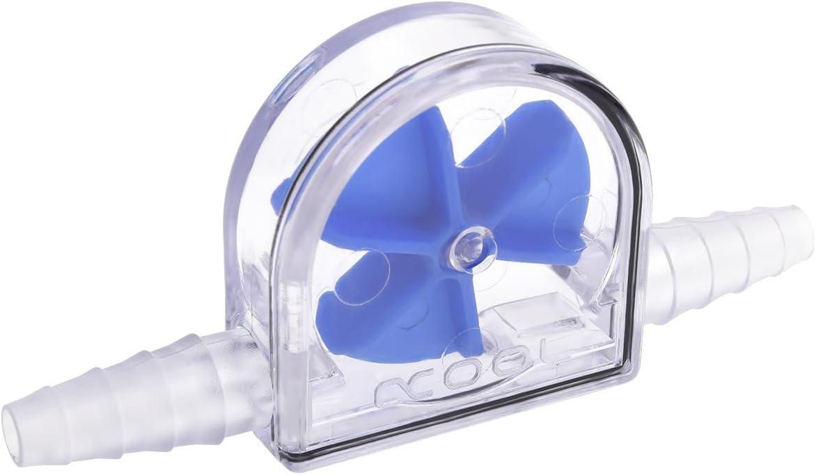 Alphacool 17356 Eisfluegel Flow Indicator Blue 6-11mm - plexi Water Cooling Monitoring