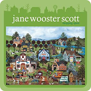 product image for 1000 Piece Jane Wooster Scott Puzzle Tin