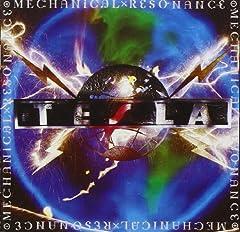 TESLA - MECHANICAL RESONANCE - CD