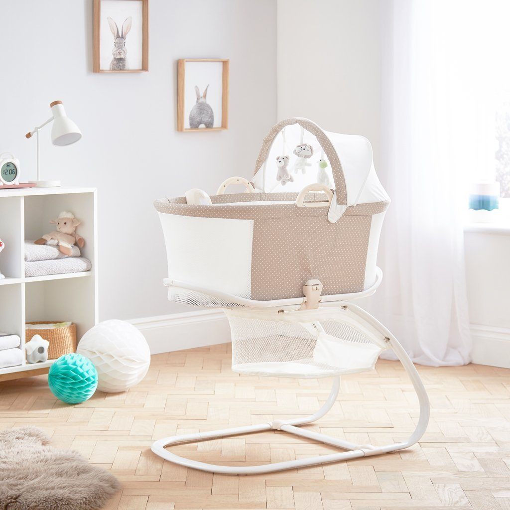Top 10 Best Moses Baskets (2020 Reviews & Buying Guide) 6