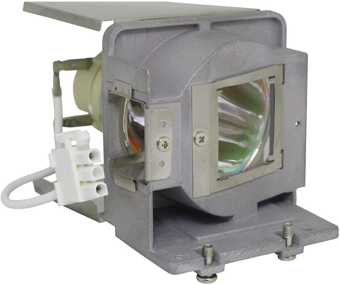 GOLDENRIVER 1018740 Projector Lamp Genuine Original OEM Bare Inside with Housing Compatible with SMARTBOARD SB885ix2 UX80// SB885ix2-SMP UX80// UX80HD Projector