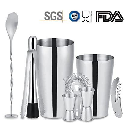 f314178386543 Amazon.com  Cocktail Making Set For Kitchen Utensils   Gadgets