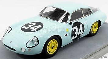 1//18 scale Tecnomodel Alfa Romeo SZ Coda Tronca Le Mans 24h 1963 TM18-71D