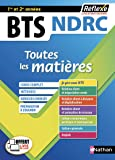 BTS NDRC - Négociation et Digitalisation de la relation client - Toutes les matières -1ère et 2e année (08)
