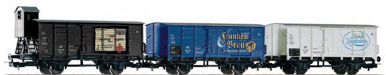 Piko H0 58346 Set wagons bière de la DB H0, 3 pcs Brasseries de Haute-Franconi