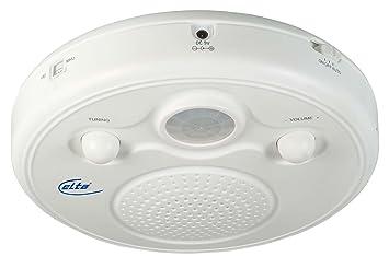 Elta DR 3033 Deckenradio mit Bewegungsmelder weiß: Amazon.de ...