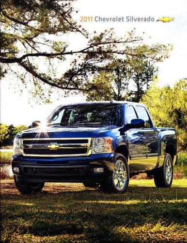 2011 Chevrolet Chevy Silverado Truck Sales Brochure (Chevy Brochure)