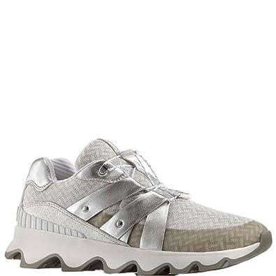 Kinetic Speed, Sneakers Basses Femme, Blanc (White 100), 37 EUSorel