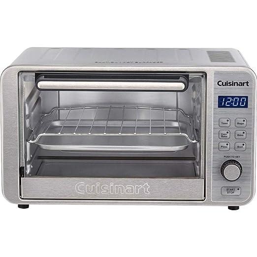 Cuisinart CTO-1300PC horno tostador de convección digital: Amazon ...