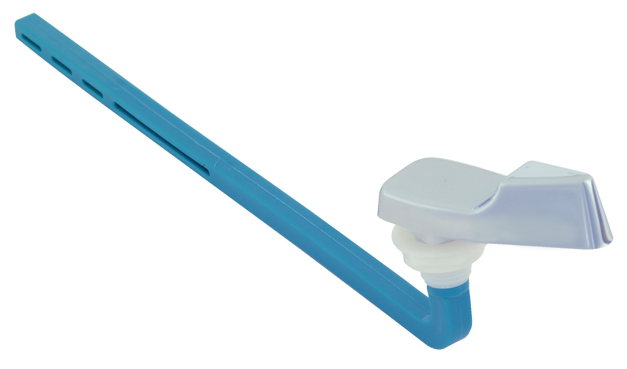 Ez-Flo 40119 9-1/8'' Plastic Arm Chrome Plastic Handle Plastic Nut