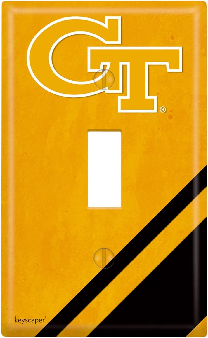 Clemson Tigers Switch Plate Light Switch Cover Man Cave FAST USA SHIPPING