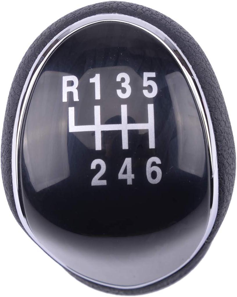 Eastar Kugelkopf des Schaltknopfs f/ür das manuelle 6-Gang-Getriebe f/ür Hyundai IX35 2010-2016