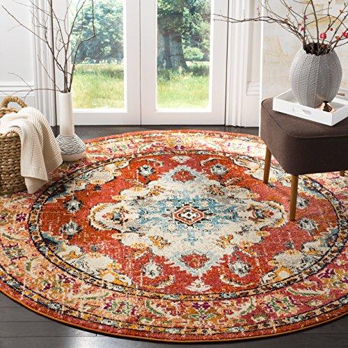 round area rugs 3 feet - 1