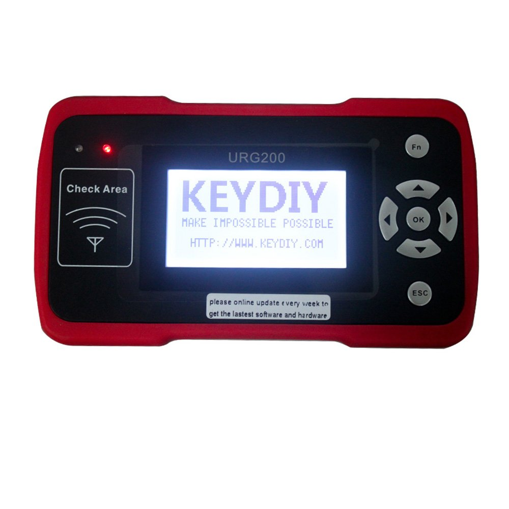 URG200 Remote Maker the Best Tool for Remote Control World Same Function with the KD900 Remote Maker