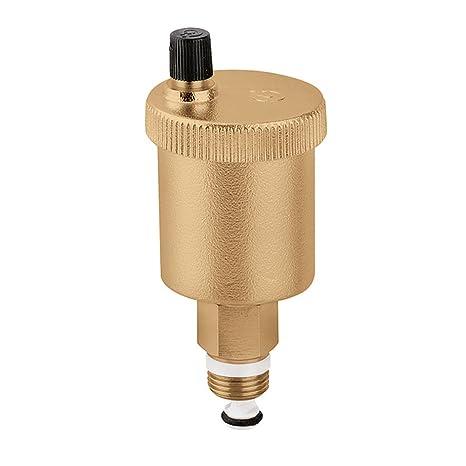 Caleffi 502140 MINICAL Válvula Automática de Purga de Aire 1/2 M con