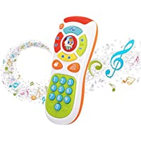 HOLA Baby Toddler Toy, Baby Toys, Learning Remote Toy with Light Music for 6 Months + Baby - Early Development…