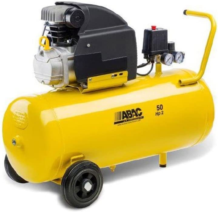 ABAC 9721314 Compressore Aria 50 lt Montecarlo B20 Baseline ...