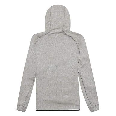 d0b4c9836c9f Nike Tech Fleece Windrunner 1mm Light Bone Heather Cream S  Amazon.co.uk   Clothing