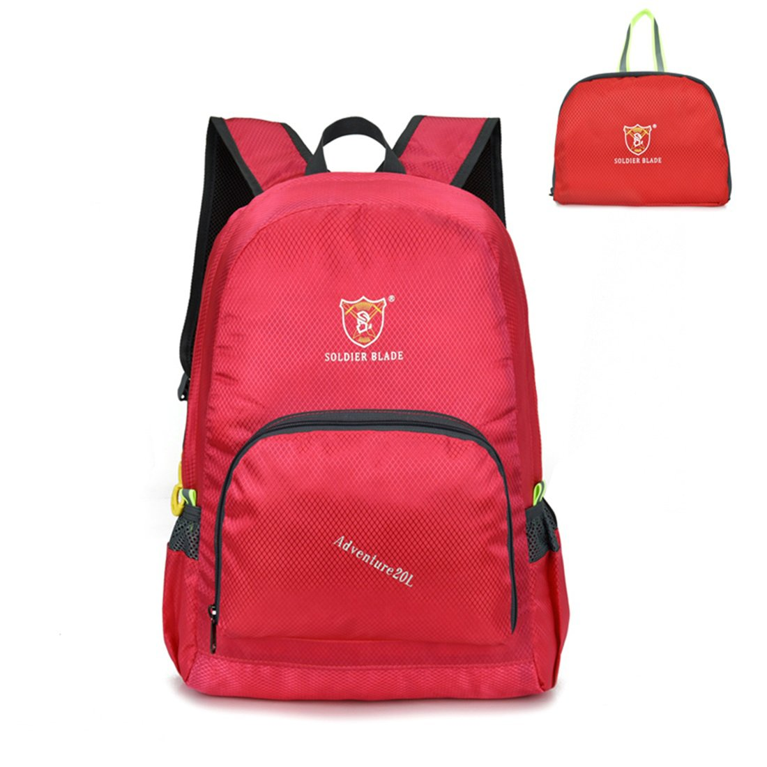 4a0c70f4a533 high-quality LJ Sport Unisex Outdoor Foldable Backpack Waterproof ...