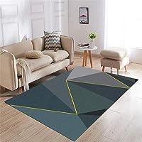 MISLD Nordic Carpet Crystal Velvet Bedroom Bedside Blanket Bay Window Balcony Living Room Coffee Table Porch Corridor…