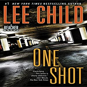 Jack Reacher: One Shot Audiobook