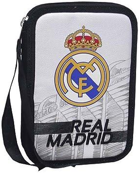 Real Madrid C.F. EP221RM -Estuche 2 pisos real madrid: Amazon.es: Juguetes y juegos