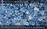 Sapphire Blue – Fireplace Glass – 5 LBS. Review