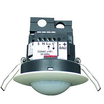 Beg det.mov/pres-i.crep - Detector movimiento pd4-m-1c-c-ps-su 1 canal blanco: Amazon.es: Bricolaje y herramientas