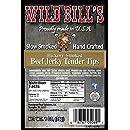 Wild Bill's 1oz Hickory Smoked Beef Jerky Packs (12 beef jerky packs per bag)