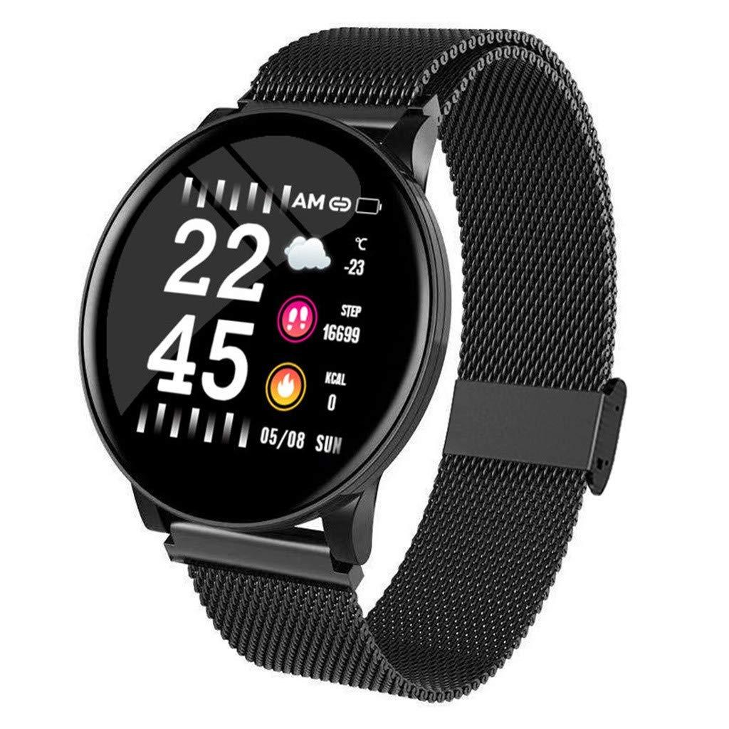 Amazon.com: NOMENI Fitness Tracker Smart Watch IP68 ...